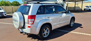 2008 Suzuki Grand Vitara JB MY09 Silver 4 Speed Automatic Wagon