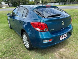 2012 Holden Cruze JH Series II MY12 CDX Green 5 Speed Manual Hatchback