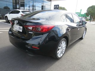 2015 Mazda 3 SP25 SKYACTIV-Drive Sedan.