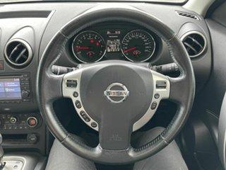 2013 Nissan Dualis J10 MY13 TI-L (4x2) Silver 6 Speed CVT Auto Sequential Wagon