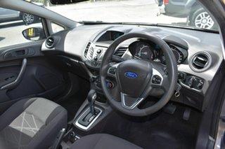2015 Ford Fiesta WZ Ambiente Grey 6 Speed Automatic Hatchback