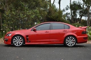 2009 Holden Special Vehicles ClubSport E Series MY09 R8 Red 6 Speed Sports Automatic Sedan