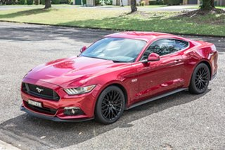 2016 Ford Mustang FM 2017MY GT Fastback SelectShift Ruby Red 6 Speed Sports Automatic Fastback
