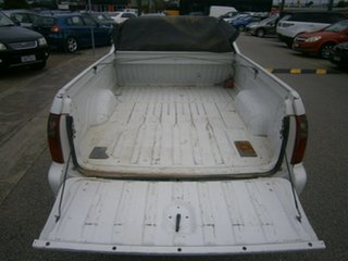 2001 Holden Ute VU II S White 4 Speed Automatic Utility