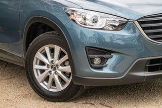 2016 Mazda CX-5 KE1032 Maxx SKYACTIV-Drive AWD Sport 42b 6 Speed Sports Automatic Wagon