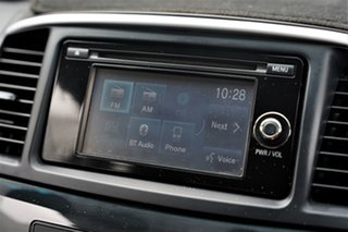 2013 Mitsubishi Lancer CJ MY13 LX Lightning Blue 5 Speed Manual Sedan