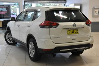2018 Nissan X-Trail T32 Series II ST 2WD White 6 Speed Manual Wagon.