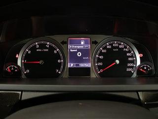 2014 Ford Falcon FG MK2 G6E EcoBoost Vanish 6 Speed Automatic Sedan