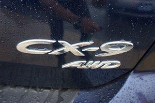 2011 Mazda CX-9 TB10A4 MY12 Luxury Stormy Blue 6 Speed Sports Automatic Wagon