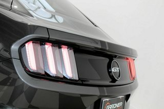 2017 Ford Mustang FM MY17 Fastback GT 5.0 V8 Grey 6 Speed Automatic Coupe
