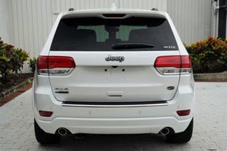 2020 Jeep Grand Cherokee WK MY20 Overland Bright White 8 Speed Sports Automatic Wagon