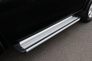 2018 Mitsubishi Triton MQ MY18 GLX+ Club Cab Black Mica 5 Speed Sports Automatic Utility