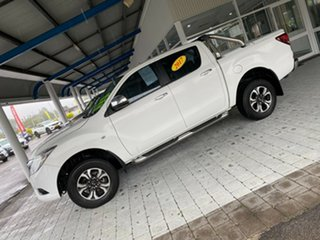 2017 Mazda BT-50 XTR - Hi-Rider Cool White Sports Automatic Dual Cab Utility