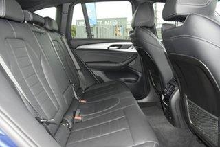 2018 BMW X3 G01 xDrive30i Steptronic Blue 8 Speed Automatic Wagon