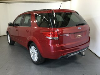 2012 Ford Territory SZ TS Seq Sport Shift Red 6 Speed Sports Automatic Wagon