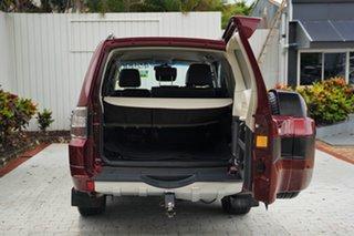 2017 Mitsubishi Pajero NX MY17 GLS Terra Rossa 5 Speed Sports Automatic Wagon