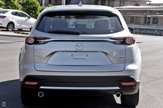 2020 Mazda CX-9 TC Azami SKYACTIV-Drive i-ACTIV AWD Silver 6 Speed Sports Automatic Wagon.