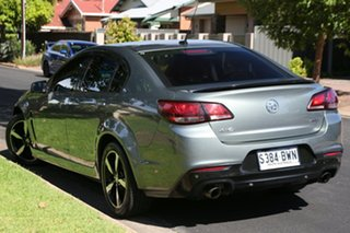 2016 Holden Commodore VF II MY16 SV6 Black Grey 6 Speed Sports Automatic Sedan.