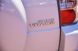 2016 Suzuki Grand Vitara JB Navigator White 5 Speed Manual Hardtop
