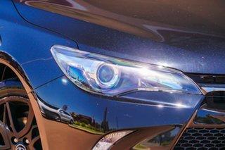 2017 Toyota Camry ASV50R Atara S Black 6 Speed Sports Automatic Sedan