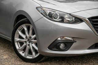 2013 Mazda 3 BM5438 SP25 SKYACTIV-Drive Aluminium 6 Speed Sports Automatic Hatchback.