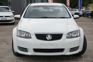 2013 Holden Ute VE II MY12.5 Omega White 6 Speed Sports Automatic Utility.