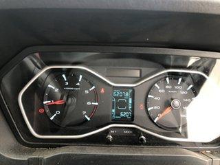 2018 Mahindra Pik-Up S10 MY18 4WD White 6 Speed Manual Dual Cab Utility