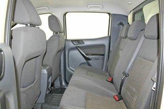 2015 Ford Ranger PX XL 2.2 Hi-Rider (4x2) White 6 Speed Manual Crew Cab Pickup