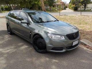 2013 Holden Commodore VF MY14 Evoke Sportwagon Prussian Steel Grey 6 Speed Sports Automatic Wagon.