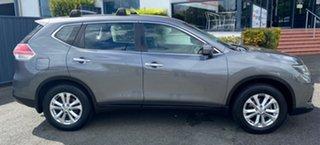 2017 Nissan X-Trail T32 TS 4WD Grey 6 Speed Manual Wagon.