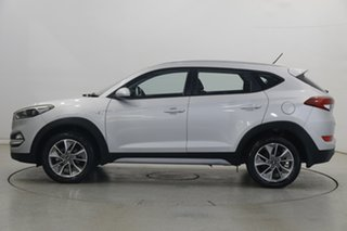2017 Hyundai Tucson TL MY18 Active X 2WD Platinum Silver 6 Speed Sports Automatic Wagon.