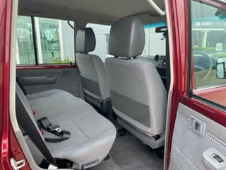 2013 Toyota Landcruiser VDJ76R MY13 GXL Red 5 Speed Manual Wagon