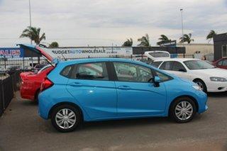 2016 Honda Jazz GF MY17 VTi Blue 1 Speed Constant Variable Hatchback