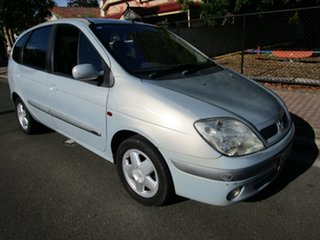 2003 Renault Scenic Expression Silver 5 Speed Manual Wagon