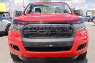 2017 Ford Ranger PX MkII XL True Red 6 Speed Manual Utility.