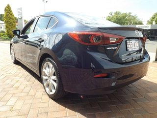 2015 Mazda 3 BM5238 SP25 SKYACTIV-Drive GT Deep Crystal Blue 6 Speed Sports Automatic Sedan