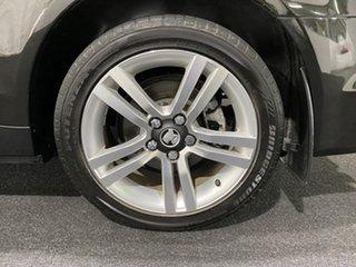 2010 Holden Ute VE MY10 SV6 Black/Grey 6 Speed Manual Utility