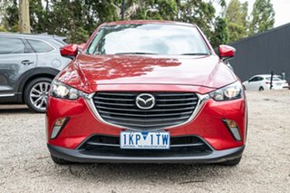 2015 Mazda CX-3 DK2W76 Maxx SKYACTIV-MT Soul Red 6 Speed Manual Wagon