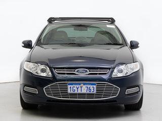 2014 Ford Falcon FG MK2 G6E EcoBoost Vanish 6 Speed Automatic Sedan.