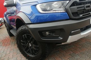2019 Ford Ranger PX MkIII 2019.75MY Raptor Blue 10 Speed Sports Automatic Double Cab Pick Up.