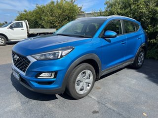 2018 Hyundai Tucson TL3 MY19 Go 2WD Blue 6 Speed Automatic Wagon