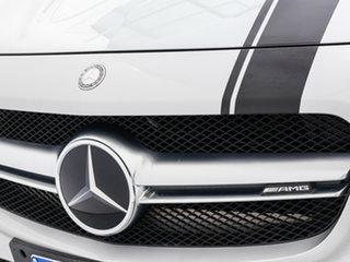 2015 Mercedes-Benz GLA45 AMG 4Matic X156 MY15 Silver 7 Speed Auto Dual Clutch Wagon