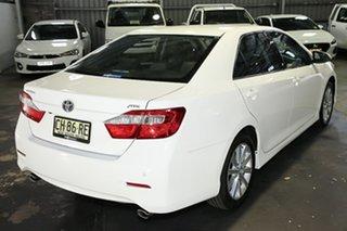 2016 Toyota Aurion GSV50R AT-X White 6 Speed Sports Automatic Sedan