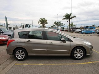2010 Peugeot 308 T7 XSE Touring Grey 6 Speed Sports Automatic Wagon.