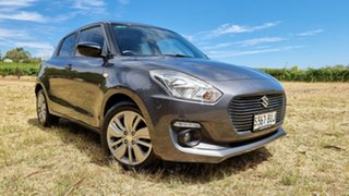 2018 Suzuki Swift AZ GL Navigator Grey 1 Speed Constant Variable Hatchback.