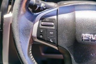 2014 Isuzu D-MAX MY15 LS-M Crew Cab White 5 Speed Sports Automatic Utility