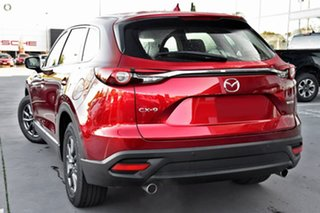 2020 Mazda CX-9 TC Sport SKYACTIV-Drive Red 6 Speed Sports Automatic Wagon.