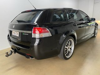 2012 Holden Commodore VE II MY12.5 SV6 Z-Series Black 6 Speed Automatic Sportswagon.