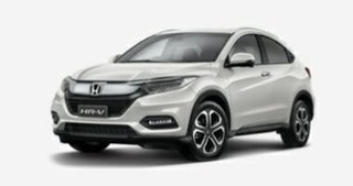 2020 Honda HR-V MY21 VTi-LX White 1 Speed Constant Variable Hatchback