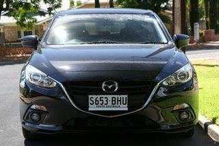 2015 Mazda 3 BM5478 Maxx SKYACTIV-Drive Black 6 Speed Sports Automatic Hatchback